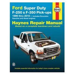 Ford Super Duty F-250 & F-350 Pick-ups 99 thru 10 (USA) (opr. miękka)