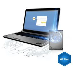 Dysk twardy Western Digital WD40EZRZ - pojemność: 4 TB, cache: 64MB, SATA III, 5400 obr/min