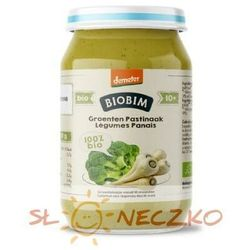Danie dla niemowląt warzywa z pasternakiem powyżej 12 m-ca życia BIO 250g Biobim Joannusmolen