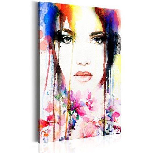Obrazy, Obraz - Kolorowa dama