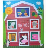 Książki dla dzieci, Moja niesamowita ksiażka - Na wsi (opr. twarda)