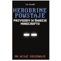 Książki dla dzieci, Herobrine powstaje (opr. miękka)