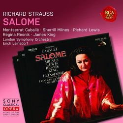 Strauss: Salome (CD) - London Symphony Orchestra, Erich Leinsdorf