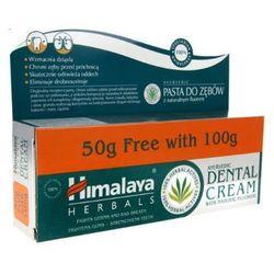 HIMALAYA Pasta do zębów z naturalnym fluorem 150ml