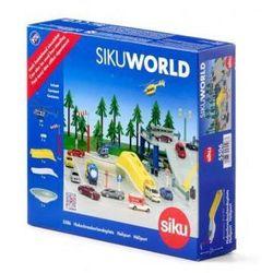 SIKU World - Helikopter z lądowiskiem. Darmowy odbiór w niemal 100 księgarniach!