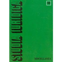 Studia Iuridica t.56 (opr. miękka)