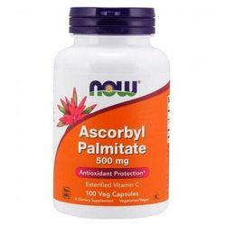 NOW Foods Palmitynian askorbylu, 500 mg - 100 vkaps