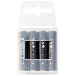 4 x akumulatorki Panasonic Eneloop PRO R03 AAA 950mAh BK-4HCCE/4T (box)