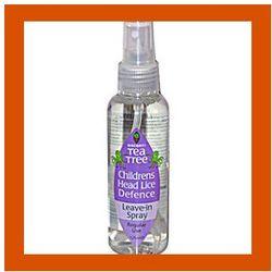 ESCENTI spray przeciw wszawicy z olejkiem z drzewa herbacianego 125 ml. rabat 50%