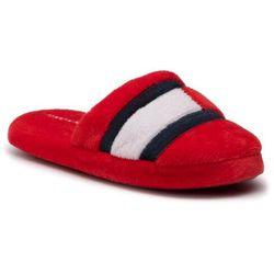 Kapcie TOMMY HILFIGER - Slipper T3B0-30975-1064 M Red 300