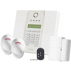 Bezprzewodowy zestaw alarmowy PowerMax Express PL z GSM Visonic