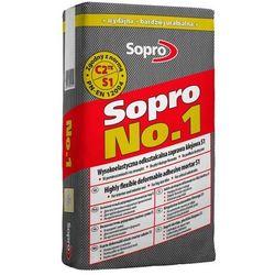 Klej odkształcalny Sopro NO1 400 25 kg