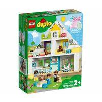 Klocki dla dzieci, 10929 WIELOFUNKCYJNY DOMEK (Modular Playhouse) KLOCKI LEGO DUPLO