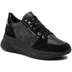 Sneakersy GEOX - D Backsie A D94FLA 06P22 C9999 Black