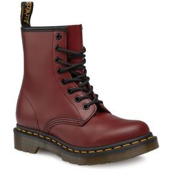 Glany DR. MARTENS - 1460 Smooth 11821600 Cherry Red
