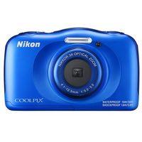 Aparaty kompaktowe, Nikon Coolpix W100