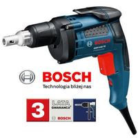 Wkrętarki, Bosch GSR 6-60 TE