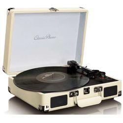 Gramofon LENCO TT11WH Biały