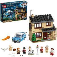 Klocki dla dzieci, 75968 PRIVATE DRIVE 4 (4 Privet Drive) KLOCKI LEGO HARRY POTTER