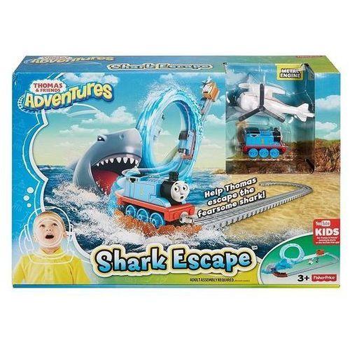 Pozostałe zabawki, Fisher Price - TOMEK I PRZYJACIELE - Ucieczka przed rekinem