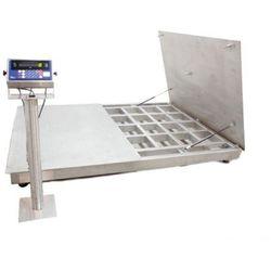 Waga pomostowa 1500 kg YAKUDO YWP 166SS 1500 R1