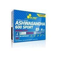 Witaminy i minerały, Olimp ASHWAGANDHA 600 Sport 60caps