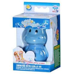 MUSUJĄCE TABLETKI DO KĄPIELI - hipopotam