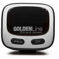 Transmitery samochodowe, Transmiter FM GÖTZE & JENSEN Golden Line FT002 + Zamów z DOSTAWĄ JUTRO!