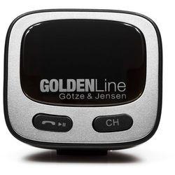 Transmiter FM GÖTZE & JENSEN Golden Line FT002 + Zamów z DOSTAWĄ JUTRO! + DARMOWY TRANSPORT!