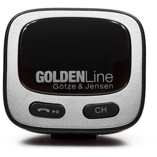Transmitery samochodowe, Transmiter FM GÖTZE & JENSEN Golden Line FT002 + Zamów z DOSTAWĄ PRZED ŚWIĘTAMI! + Zamów z DOSTAWĄ JUTRO!