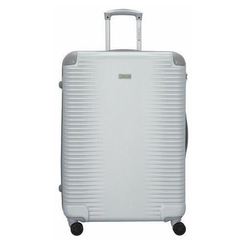 Torby i walizki, Gabol Balance walizka duża na 4 kółkach 76 cm / Silver - Silver ZAPISZ SIĘ DO NASZEGO NEWSLETTERA, A OTRZYMASZ VOUCHER Z 15% ZNIŻKĄ