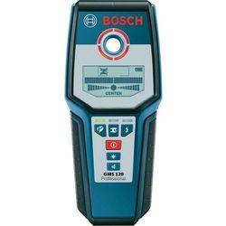 BOSCH Professional detektor GMS 120 - BEZPŁATNY ODBIÓR: WROCŁAW!