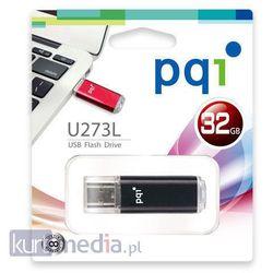 PQI Travelling disk u273L 16GB czarny