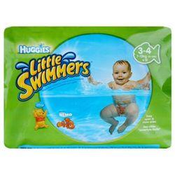HUGGIES LITTLE SWIMMERS Medium (7-15kg) majteczki 12szt pieluszki do pływania
