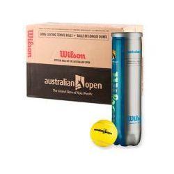Wilson Australian Open Karton 72 Piłki