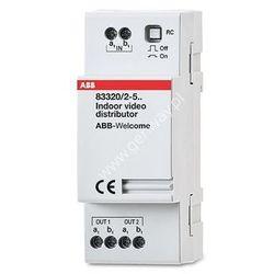ABB Rozdzielacz wideo (83320/2-500) 83320/2-500 - Rabaty za ilości. Szybka wysyłka. Profesjonalna pomoc techniczna.