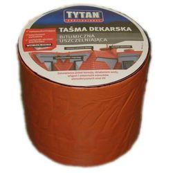 Taśma dekarska Tytan 10x10 cm cegła jasna