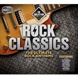 Rock Classics The Collection (CD) - Various Artists DARMOWA DOSTAWA KIOSK RUCHU