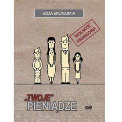 """TWOJE""""PIENIĄDZE - książka + 2 płyty DVD (opr. miękka) Na oktawe2 (-0%)"""