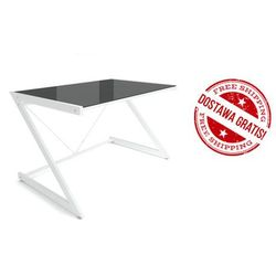 Biurko DD Z-line - Computer Desk White, NEGOCJUJ CENĘ