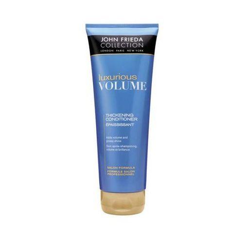 Odżywianie włosów, John Frieda Luxurious Volume Odżywka