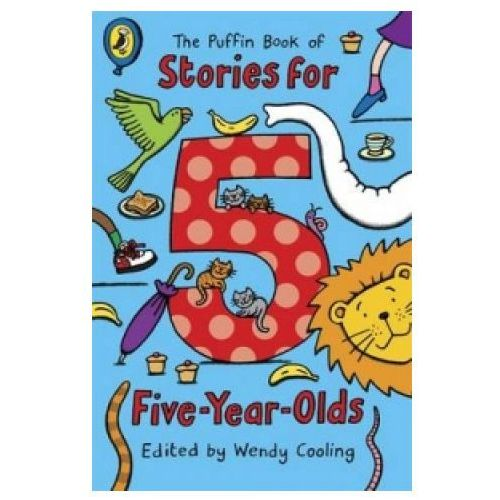Książki do nauki języka, Puffin Book of Stories for Five-year-olds (opr. miękka)