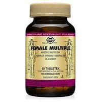 Witaminy i minerały, Female Multiple formuła dla kobiet 60tabl
