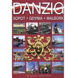 Gdańsk sopot gdynia malbork (niemiecka) (opr. miękka)