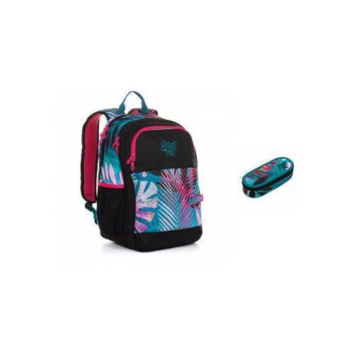 Tornistry i plecaki szkolne, Plecak młodzieżowy Topgal RUBI 20027 G