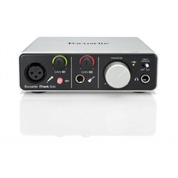 FOCUSRITE ITRACK SOLO LIGHTNING interfejs do iPad