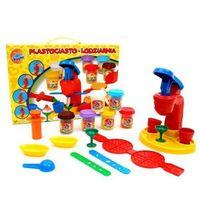 Kreatywne dla dzieci, BRIMAREX Plastociasto Lodziarnia
