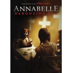 Annabelle: Narodziny zła (DVD) - David F. Sandberg. DARMOWA DOSTAWA DO KIOSKU RUCHU OD 24,99ZŁ