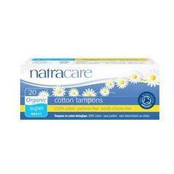 Tampony higieniczne super 20szt NATRACARE