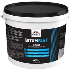Szybki grunt bitumiczny Matizol Bitumfast 4 5 kg